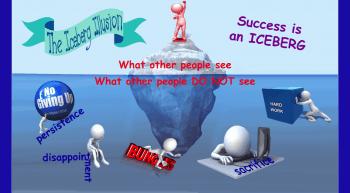 Iceberg Illusion