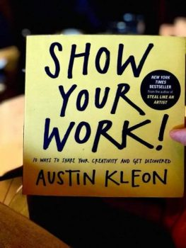 unleash your creative process with this book